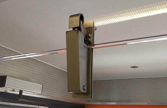 Door Checks provide undisturbed relaxation at Hotel Saegerhof
