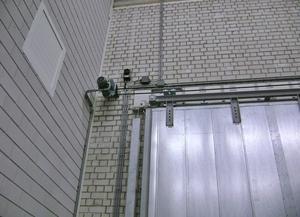 Automating Sliding Fire Doors in Hazardous Areas