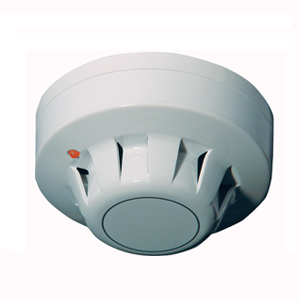 smoke detectors and heat detectors